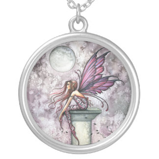 The Lookout Fairy Sterling Silver Necklace