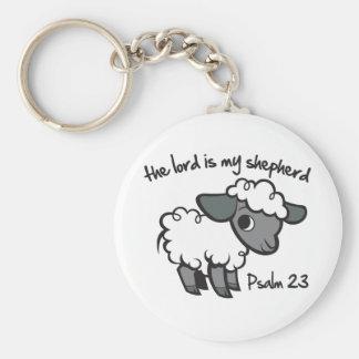 The Lord is my Shepherd Key Chain