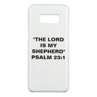 """The Lord Is My Shepherd"" Samsung Galaxy S8 Case"