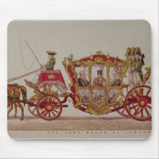 The Lord Mayor of London, 1853 Mouse Mat