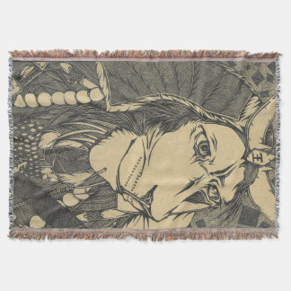The Lord of Diamonds Throw Blanket!