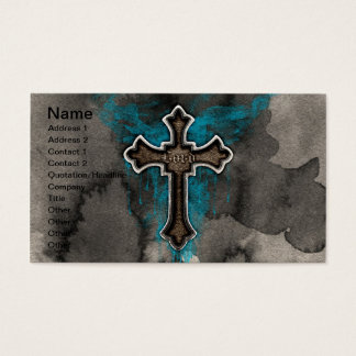 The Lord's Cross Business Card