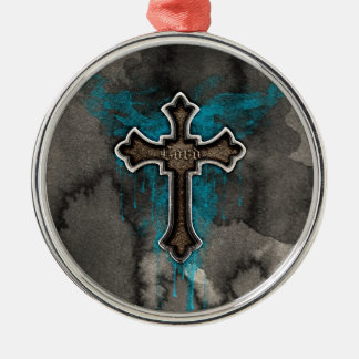 The Lord's Cross Christmas Ornament