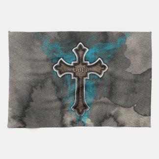 The Lord's Cross Kitchen Towel