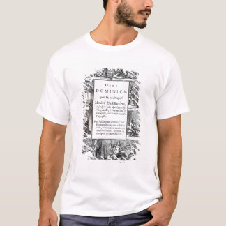 The Lord's Day, 1639 T-Shirt