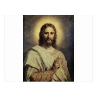 The Lord's Image - Heinrich Hofmann Postcard