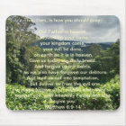 The Lord's Prayer Mousepad