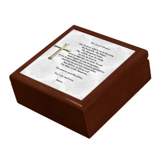 The Lord's Prayer (white) Gift Box