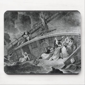 The Loss of the East Indiaman Mouse Pad