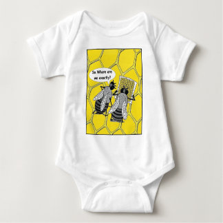 The Lost Bees, Humour Baby Bodysuit
