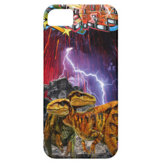 The Lost City iPhone 5 Case