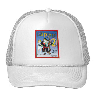 The Lost Princess Of Oz Mesh Hat