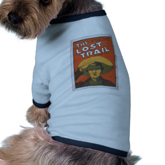 The Lost Trail, 'Anthony E. Wills' Vintage Theater Ringer Dog Shirt