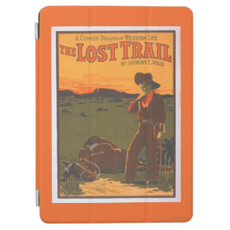 The Lost Trail - Comedy Drama Western Life iPad Air Cover