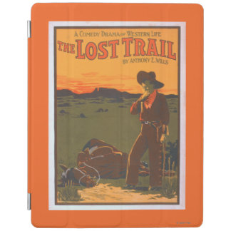 The Lost Trail - Comedy Drama Western Life iPad Cover
