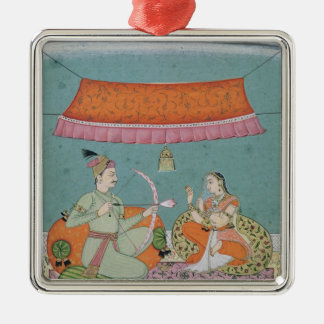 The Lotus Arrow, Bilaspur, c.1750 Christmas Ornament
