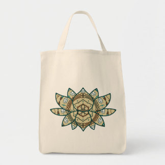 The Lotus Light Tote Bag