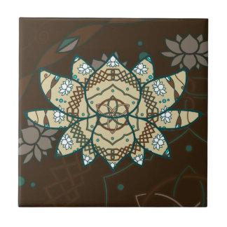 The Lotus Tile