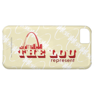 The Lou St. Louis Represent Cover For iPhone 5C