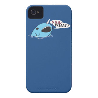 The Loud Narwhal iPhone 4 Case-Mate Case
