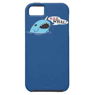 The Loud Narwhal iPhone 5 Cover