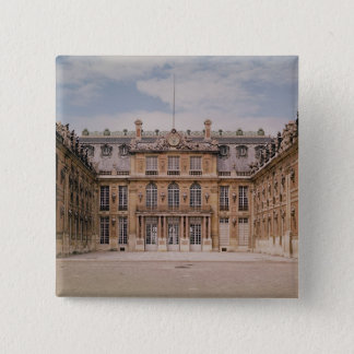 The Louis XIII Courtyard, or the Marble 15 Cm Square Badge