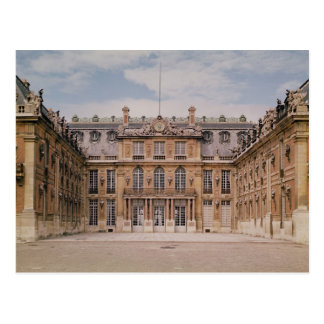 The Louis XIII Courtyard or the Marble Post Cards