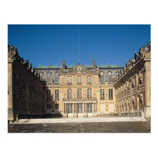 The Louis XIII Courtyard Postcards