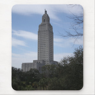The Louisiana State Capitol Mouse Mat