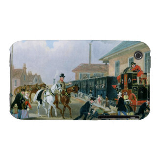 The Louth-London Royal Mail Travelling by Train fr Case-Mate iPhone 3 Case