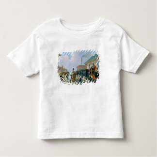 The Louth-London Royal Mail Travelling by Train fr Toddler T-Shirt