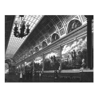 The LOUVRE Postcards