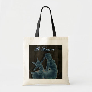 The Louvre Statue Tote Bag