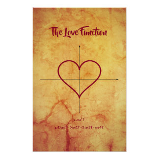 The Love Function Poster