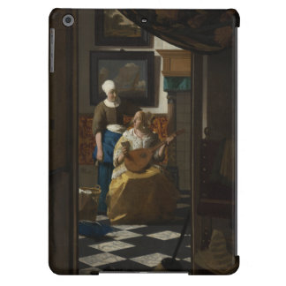The Love Letter by Johannes Vermeer iPad Air Covers