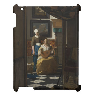 The Love Letter by Johannes Vermeer Case For The iPad 2 3 4