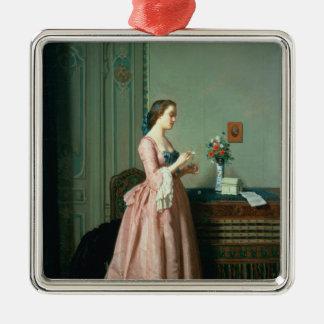 The Love Letter Christmas Ornament