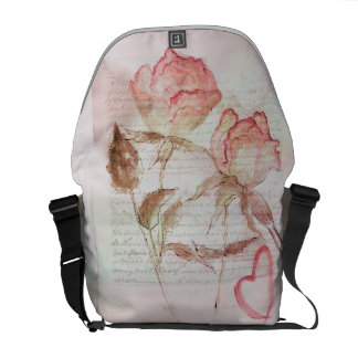 The love letter commuter bags