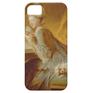 The Love Letter - Jean-Honoré Fragonard iPhone 5 Cover