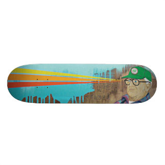 The Love Movement Redwoods Skate Boards