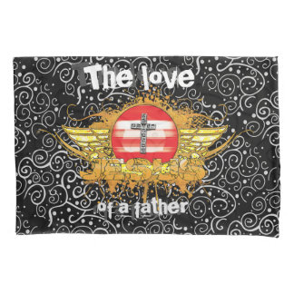 The love of a father John 14:16 ALL customized Pillowcase