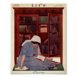 The Love of Reading Print