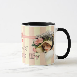 The Love of Vintage Coffee Mug