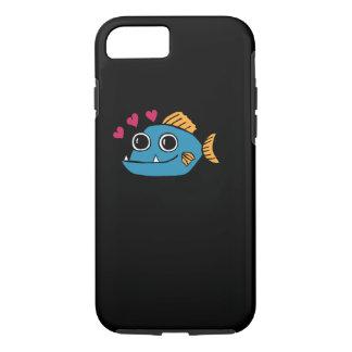 The Love Piranha iPhone 7 Tough Case