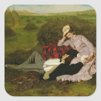 The Lovers, 1870 Stickers