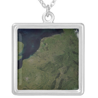 The Low Countries Silver Plated Necklace
