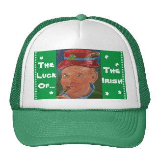 The Luck Of The Irish -HAT Cap