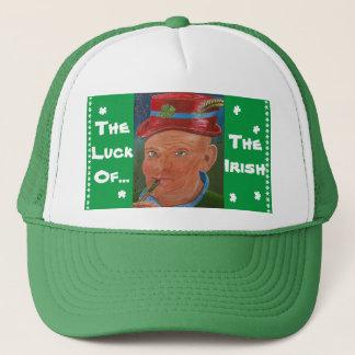 The Luck Of The Irish -HAT Trucker Hat