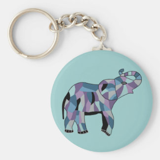 The Lucky Elephant Key Ring