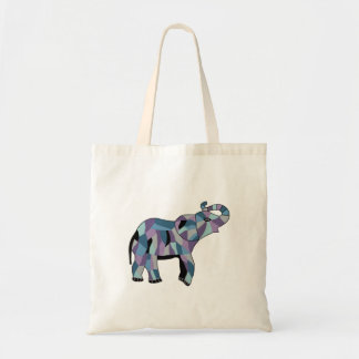 The Lucky Elephant Tote Bag